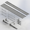 Waveguide Bridge Materials