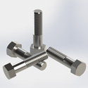 "1/2"" Hex Head Bolts"