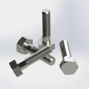 "1/4"" Hex Head Bolts"