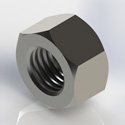 "3/4"" Heavy Hex Nuts"