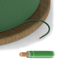 #2STR GREEN THHN CABLE (FT)
